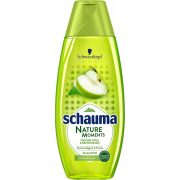 Schauma Nature Moments zöldalma sampon 400ml