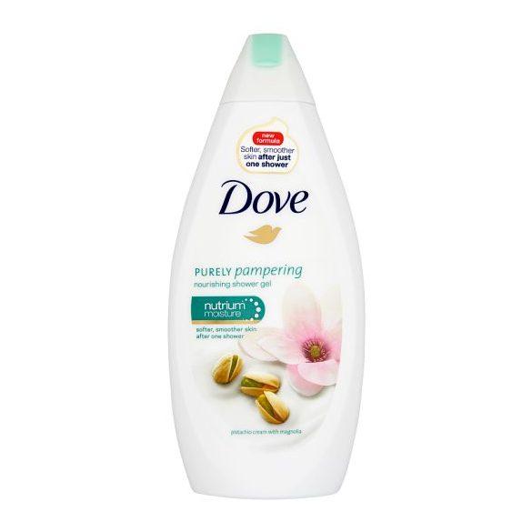 Dove Purely Pampering bőrtápláló krémtusfürdő pisztácia krémmel és magnóliával 400 ml