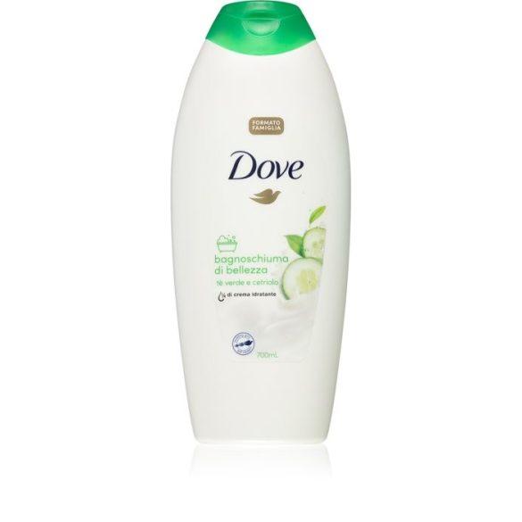 Dove Go Fresh krém habfürdő uborka és zöld tea illattal 700 ml