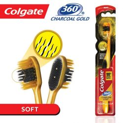 Colgate 360 Gold soft fogkefe 1db