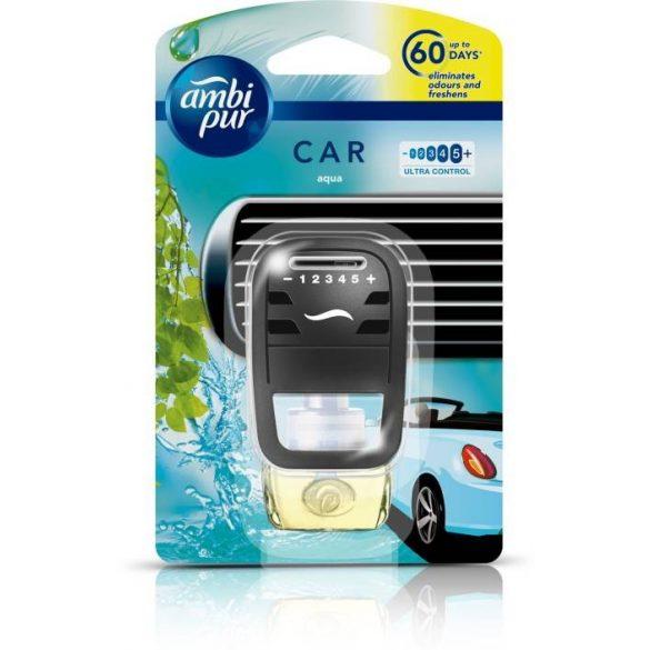 Ambi Pur Car Készülék 7ml Aqua