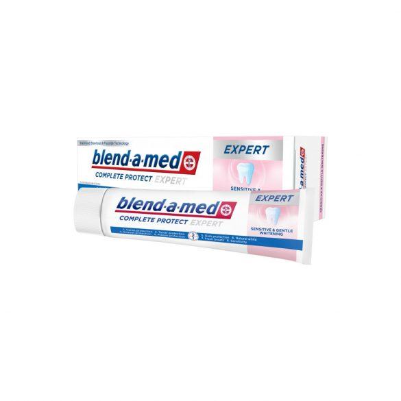 Blend-a-med Complete Protect Expert Sensitive & Gentle Whitening Fogkrém 100ml