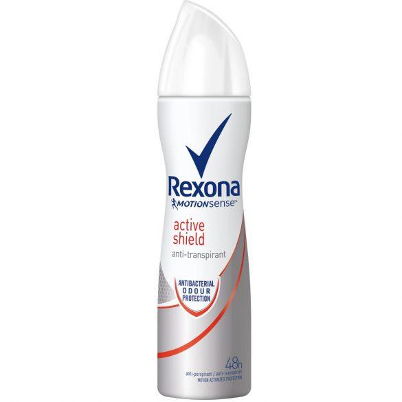 Rexona Active Shield izzadásgátló deo spray, 150 ml