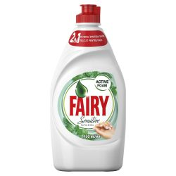 Fairy/ JAR  Sensitive Tea Tree and Mint Mosogatószer 450 ml