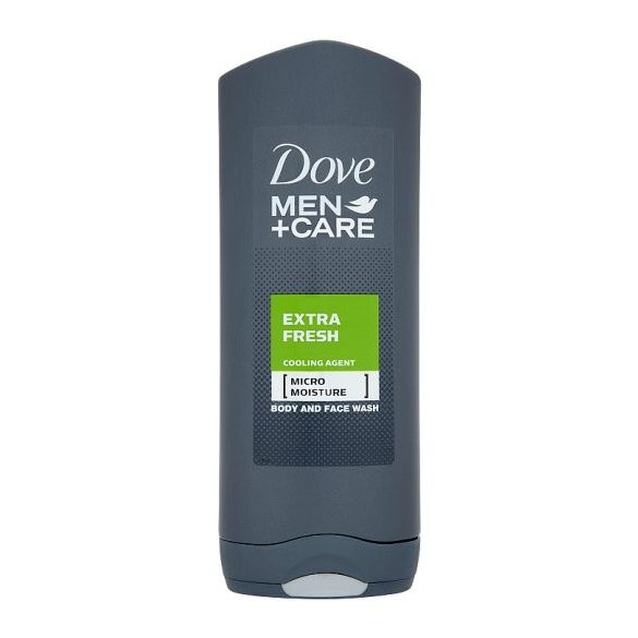 Dove Men+Care Extra Fresh tusfürdő 400 ml