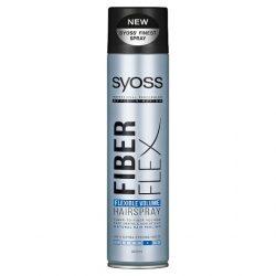 Syoss Fiberflex Rugalmas Volumen hajlakk 400 ml