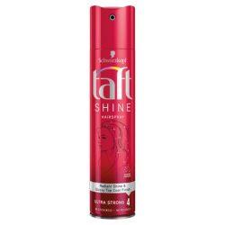 Taft hajlakk 10 karátos fény - ultra erős 250 ml