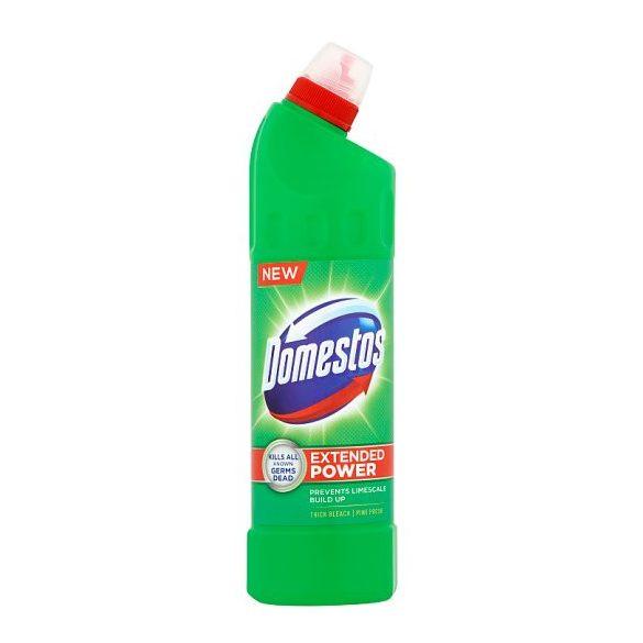 DOMESTOS Extended Power fertőtlenítő hatású folyékony tisztítószer Pine Fresh 750 ml