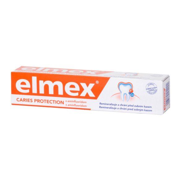 elmex Caries Protection fogszuvasodás elleni fogkrém aminfluoriddal 75 ml