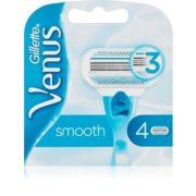 Gillette Venus Smooth tartalék pengék 4db-os
