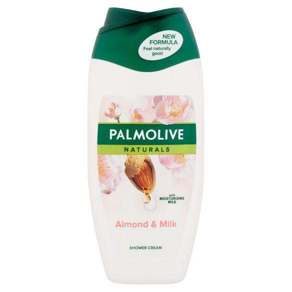 Palmolive Naturals Almond & Milk Tusfürdő 250 ml