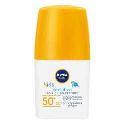 Nivea Sun Kids Sensitive Roll On Gyerekeknek SPF50+, 50ml