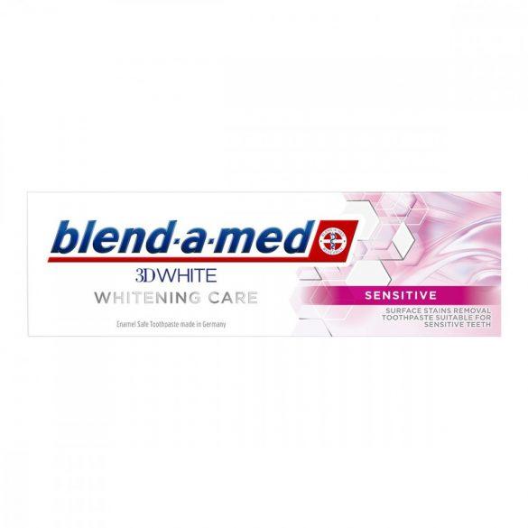Blend-a-med 3D White Whitening Therapy Whitening Érzékeny Fogakra fogkrém 75ml