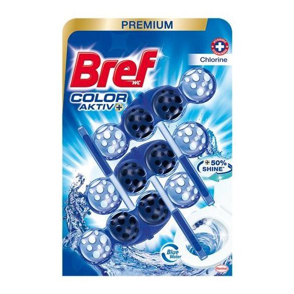 Bref Color Aktiv Chlorine WC-frissítő 3 x 50 g