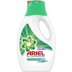Ariel Mountain Spring folyékony mosószer 1,1L 20 mosás