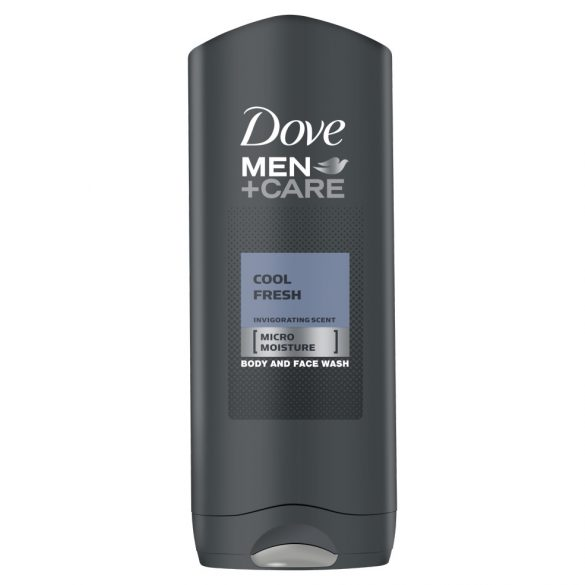 Dove Men+Care Cool Fresh tusfürdő 400ml