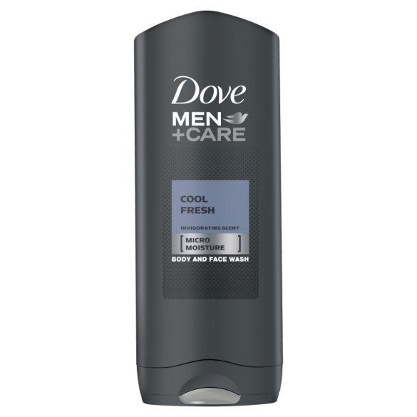Dove Men+Care Cool Fresh tusfürdő 400ml