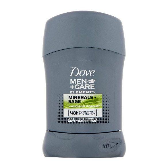 Dove Men+Care Elements Minerals + Sage stift dezodor 50ml