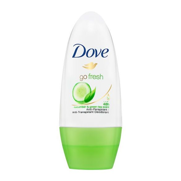 Dove Go Fresh Cucumber & Green tea roll-on golyós dezodor 50ml