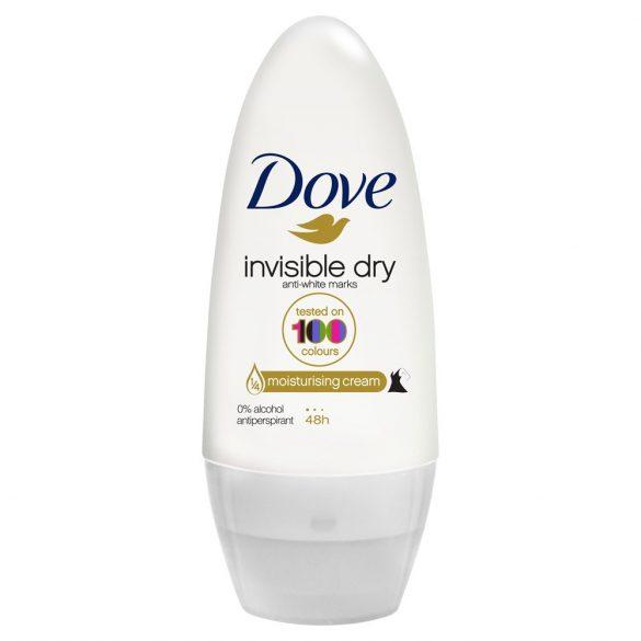 Dove Invisible Dry roll-on golyós dezodor 50ml