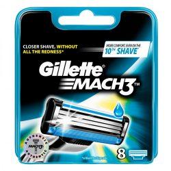 Gillette Mach3 Borotvabetét 8db-os