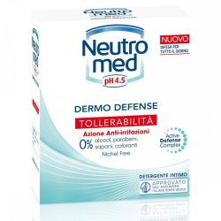 NEUTROMED PH4.5 DERMO DEFENSE KÍMÉLETES INTIM MOSAKODÓ 200ml
