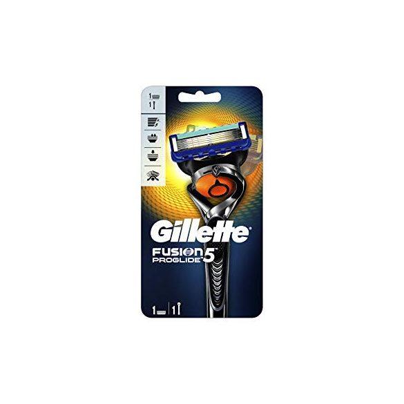 Gillette Fusion 5  Proglide Flexball borotva készülék+1 fej