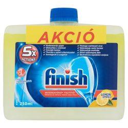 Finish mosogatógép tisztító citromos illattal 2 x 250 ml
