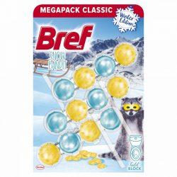 Bref Snow Bandit WC Frissítő 3X50g