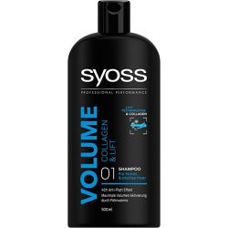 Syoss Volume sampon 500ml