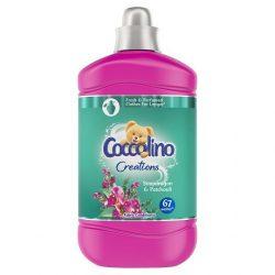 Coccolino Creations Snapdragon & Patchouli öblítő koncentrátum 67 mosás 1,68L, 1680ml
