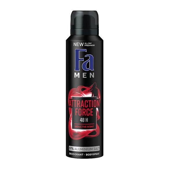 Fa Men Attraction Force dezodor 150 ml