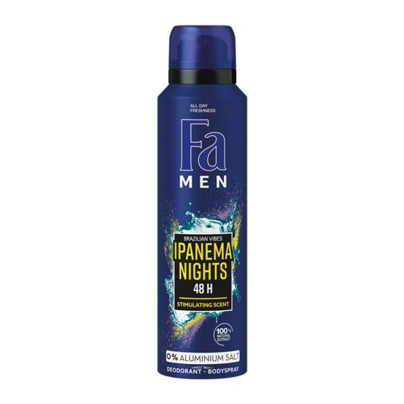 Fa Men Ipanema Nights dezodor 150 ml