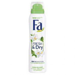 Fa Fresh & Dry Green tea izzadásgátló dezodor 150 ml