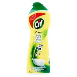 CIF Lemon súrolókrém mikrokristályokkal 500 ml