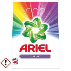 Ariel Color mosópor 3kg, 40 mosás
