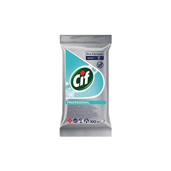 Cif Professional Általános Tisztítókendő 100db-os