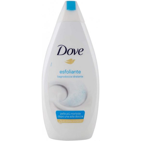 Dove Gentle Exfoliating tusfürdő 500ml