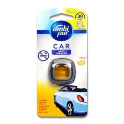 Ambi Pur Car Clip Csíptetős Autóillatosító Anti Tobacco, 1 db