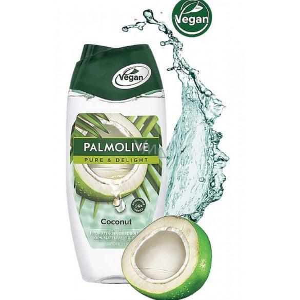 Palmolive Pure & Delight Kókuszos Vegán Tusfürdő 250ml