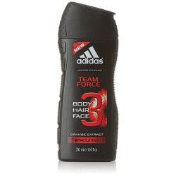 Adidas Team Force tusfürdő 3in1 250ml