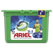 Ariel Active Deo fresh 3in1 mosókapszula, pods 13db-os