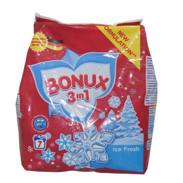 Bonux Ice Fresh 3in1 kézi mosópor 400g.