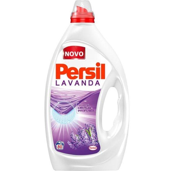 Persil Levendula folyékony mosószer, gél color 4L/ 80 mosás
