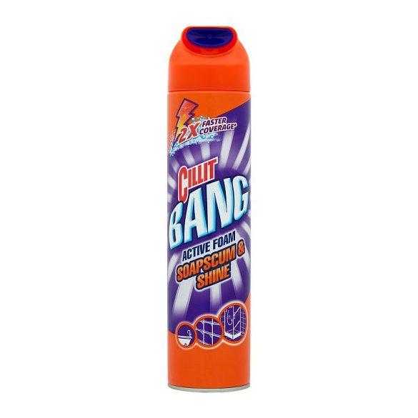 Cillit Bang Aktív Hab fürdőszobai tisztítószer 600 ml