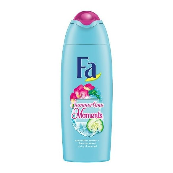 Fa Summertime moments tusfürdő 250 ml