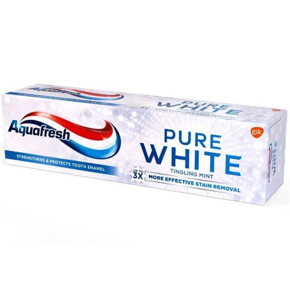 Aquafresh Pure White fogkrém 75ml
