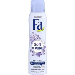 Fa Soft & Pure női dezodor150 ml
