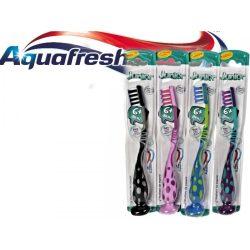 Aquafresh Junior 6+ fogkefe több színben