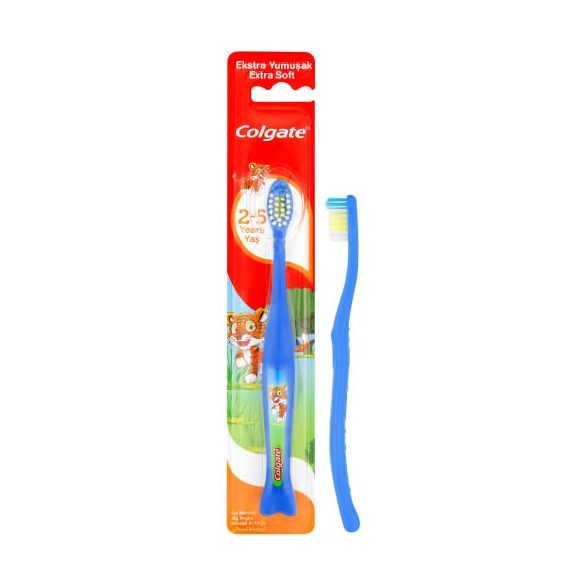Colgate Gyerek fogkefe 2-5 éves korig